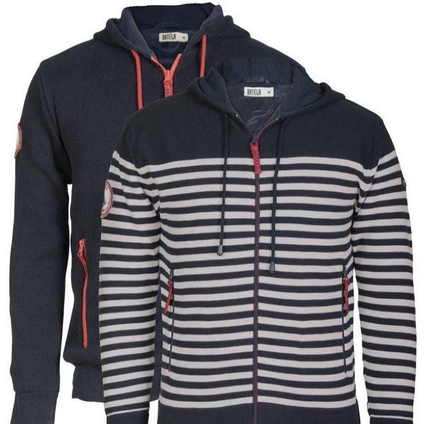 jersey algodon capucha